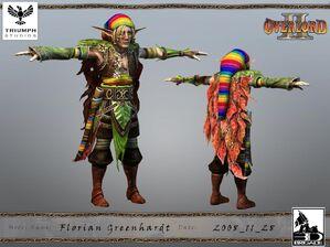Florian Greenheart CG Model
