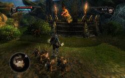 Elven Priestess Platform1
