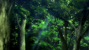 Overlord Episode 7 Forest 1