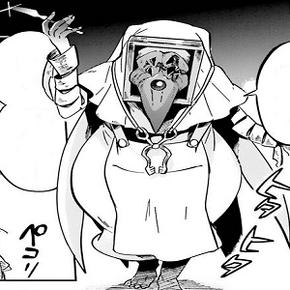 Pulcinella Manga