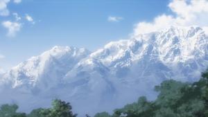 Azerlisia Mountains