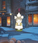 Winter Wonderland - Junkrat - Ornament spray