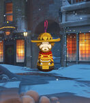 Winter Wonderland - McCree - Ornament spray