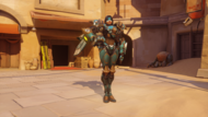 Pharah raindancer
