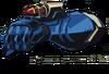 Pharah Spray - Wrist Launcher