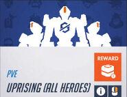 Brawl Uprising All Hero