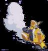 Spray - Scooter