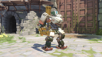Bastion golden recon