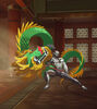 Genji - Green Dragon spray