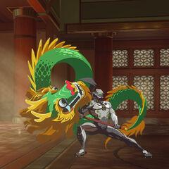 Green Dragon (Genji)