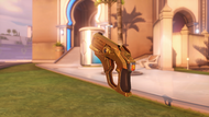Mercy mist golden caduceusblaster