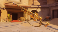 Ana wasteland golden bioticrifle