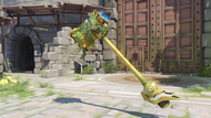 Reinhardt balderich golden rockethammer