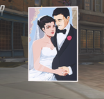 Spray Widowmaker Wedding