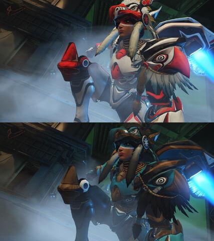 File:Pharah (Raindancer & Thunderbird skin) screenshot.jpg