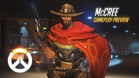 McCree Gameplay Preview