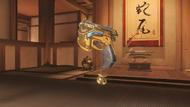 DVa junebug golden lightgun
