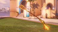 Mercy witch golden caduceusstaff