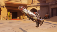 Pharah jackal rocketlauncher