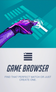 Gamemode gamebrowser