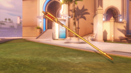Mercy fortune golden caduceusstaff