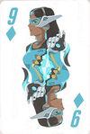 Symmetra card