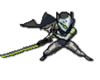 Genji Spray - Pixel