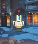 Winter Wonderland - Bastion - Ornament spray