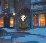 Winter Wonderland - Reaper - Ornament spray