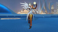 Mercy summergames medal