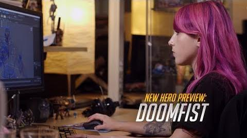 New Hero Preview Doomfist Overwatch