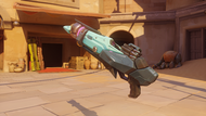 Pharah raptorion rocketlauncher