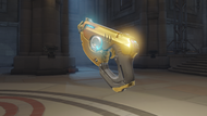 Tracer electricpurple golden pulsepistols