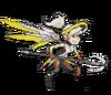 Mercy Spray - Pixel