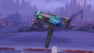 Sombra mar machinepistol