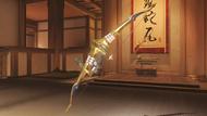 Hanzo kinoko golden stormbow