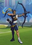 Hanzo Spray - Archery