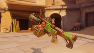 Junkrat irradiated fraglauncher