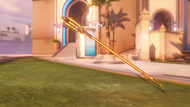 Mercy orchid golden caduceusstaff