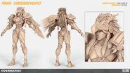 Pharah thunderbird highpoly
