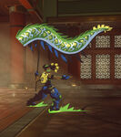 Lucio - Dragon Dance spray