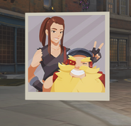 how to get tracers cute spray on overwatch