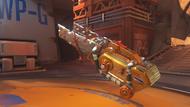 Winston yeti golden teslacannon