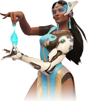 Personality ... MBTI Enneagram Symmetra (Overwatch) ... loading picture