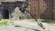 Reinhardt viridian rockethammer