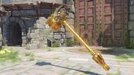 Reinhardt viridian golden rockethammer