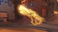 Soldier76 jet golden heavypulserifle