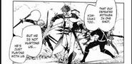 Crowley fight yu and kimizuki
