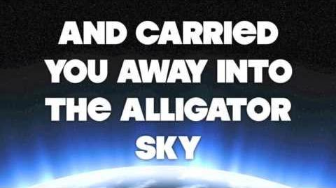 Owl City - Alligator Sky (No Rap) - Lyric Video