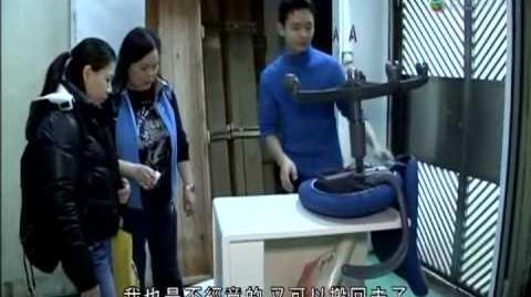 OYIF,熱心人收集舊家具免費贈人(東張西望 2013-2-8)